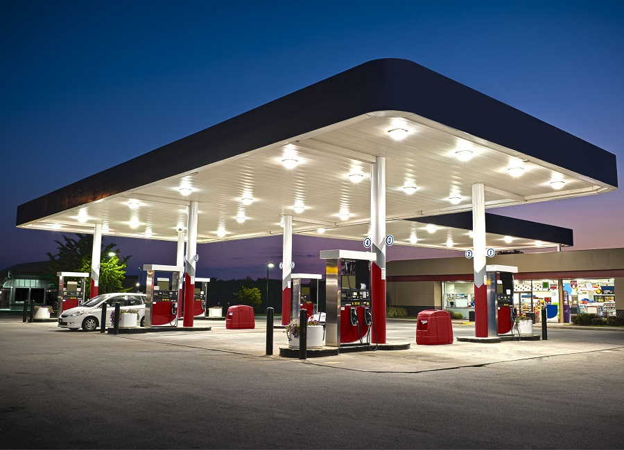 raccolta olio stazione di servizio