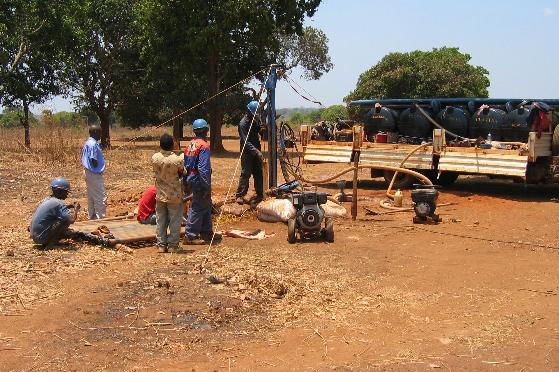 progetto Telcom AIFO Acquarius acqua per la vita