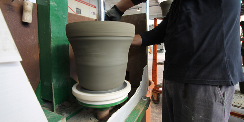 tecnologia produzione terracotta puglia