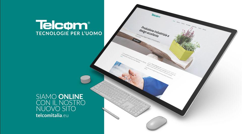 Nuovo sito telcom online