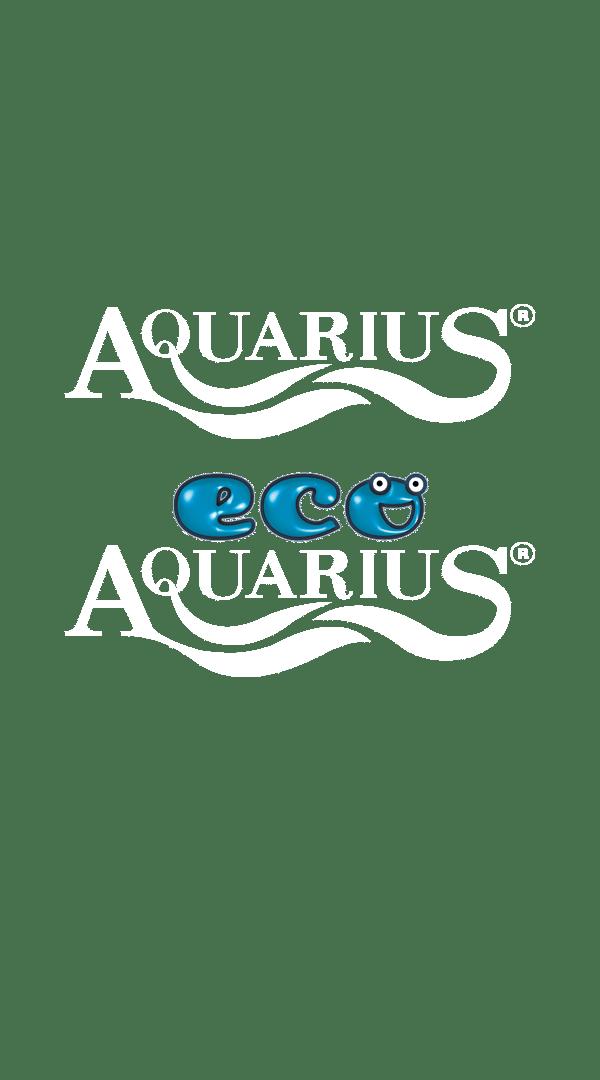 loghi aquarius ed eco aquarius