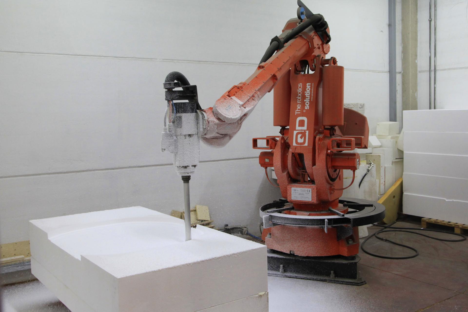 realizzazione stampo e prototipo prodotti in materiale termoplastico