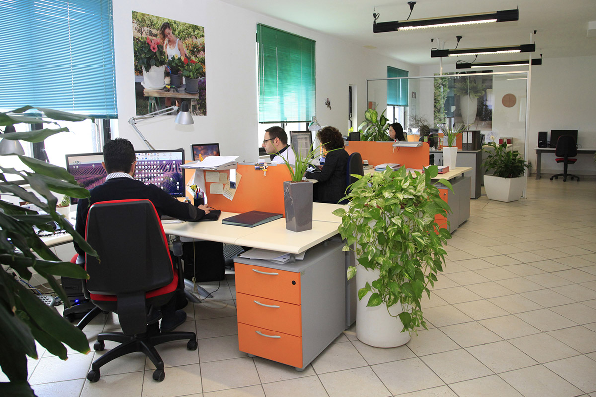Telcom-uffici