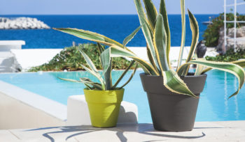 vasi e fioriere arredo giardino in plastica salento
