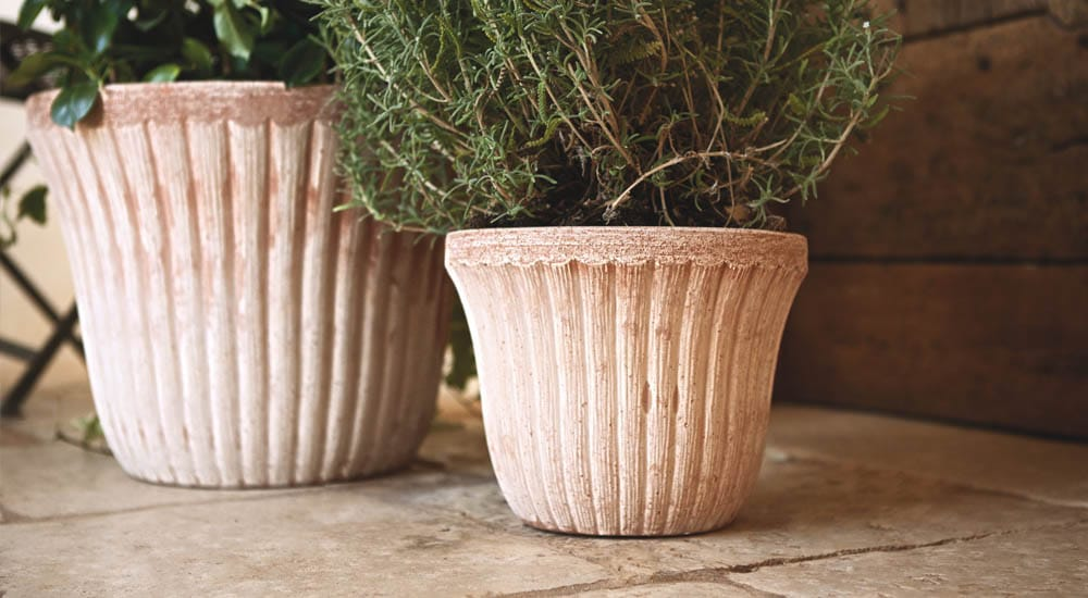 vasi in terracotta vantaggi