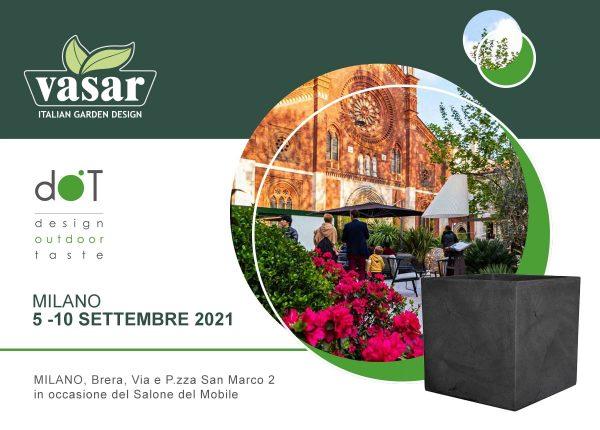 Vasar Design Outdoor Taste Milano