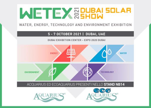 TELCOM A WETEX 2021 DUBAI